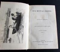 1865 1st UK Edition Charles Dickens Our Mutual Friend (2 of 6)