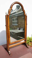 19th Century Victorian Queen Anne Style Dressing Table Mirror (8 of 18)