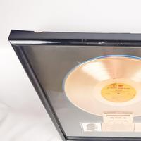 Original Crash Landing Jimi Hendrix Gold Disc Reprise Records (3 of 6)