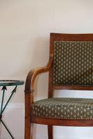 Pair of 19th Century French Walnut Armchairs (4 of 21)