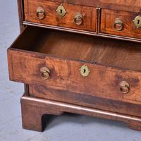George I Walnut Bureau Bookcase c.1724 (6 of 19)