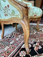 French Walnut Tub Chair (8 of 15)