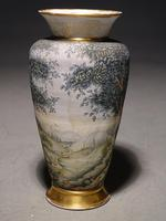 Good Early 20th Century French Porcelain Vase (3 of 4)
