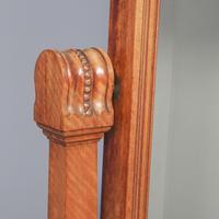 Antique 'John Taylor of Edinburgh' Satinwood Dressing Table (3 of 12)