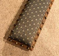 Fender Stool Mahogany 19th Century (2 of 3)