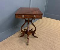 Mahogany Lamp Table (14 of 17)