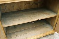 Old Georgian Pine Dresser Base / Sideboard / Cupboard / Cabinet - We Deliver! (9 of 10)