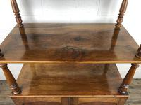19th Century Mahogany Buffet with Cupboard Base (6 of 18)