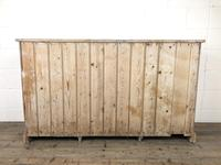 Victorian Antique Pine Sideboard with Drawers (6 of 13)