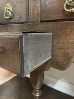 Titchmarsh & Goodwin Georgian Style Small Welsh Oak Dresser (8 of 11)