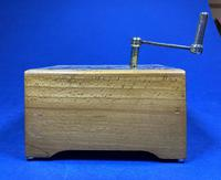 Victorian 3 Air Hurdy Gurdy Music Box (8 of 13)