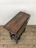 Small 18th Century Gateleg Table (8 of 9)