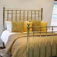 All Brass Antique Bed (6 of 6)