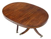 Mahogany Extending Pedestal Dining Table  19th Century (10 of 10)
