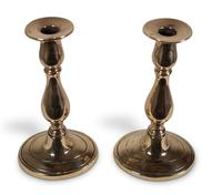 Pair of English Candlesticks (2 of 4)
