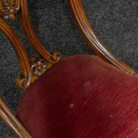 Set of Six Victorian Mahogany Chairs (13 of 13)