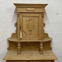 Antique Pine Ladies Dresser (5 of 7)