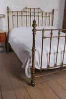 Handsome Super King Size All Brass Bed (8 of 8)