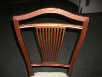 Mahogany Bedroom Chair (2 of 2)
