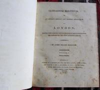 1802   Londinium Redivivum by James Peller Malcom, Complete in 4 Volumes, 1st Edition Set (3 of 5)