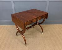 Splendid 19th Century Mahogany Sofa Table (18 of 22)