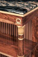 Regency Period Rosewood Gilt Side Cabinet (5 of 6)