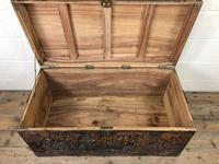 Antique Chinese Camphor Wood Trunk (13 of 14)