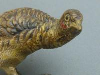 Viennese Cold Painted Bronze Pheasant (6 of 6)