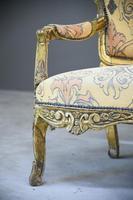 Louis XV Style Gilt Sofa (3 of 12)