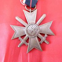 WW2 German War Merit Cross (2 of 4)
