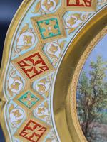 Very Important Russian Plate from Wolkonsky Dinner Service Made by KPM Factory (9 of 12)