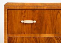 Art Deco Ladies Walnut Compactum (6 of 6)