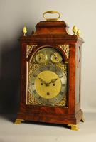 SuperiorMahogany Verge Repeating Bracket Clock - Eley, London (9 of 9)
