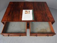 Antique Regency Rosewood Sofa Table (6 of 14)