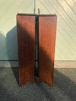 Pair of Antique Mahogany Shop Display Cabinets (8 of 8)