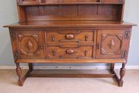Antique Oak Dresser (6 of 12)