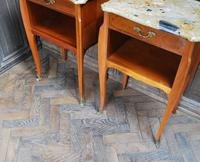 Superb Pair of French Bedside Cabinets (7 of 10)