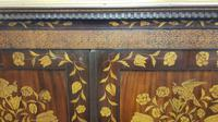 18th / 19th Century Inlaid Dutch Wardrobe (9 of 17)