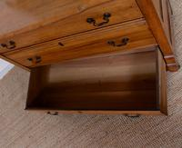 Satinwood Dressing Table Mirrored Arts & Crafts (8 of 10)