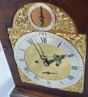 Georgian Verge Fusee Bracket Clock Christopher Bullock, London (3 of 6)