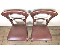 Pair of Victorian Mahogany Chairs (2 of 8)