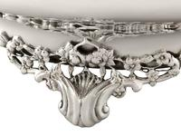 Sterling Silver Jewellery Box - Antique Edwardian 1908 (7 of 12)