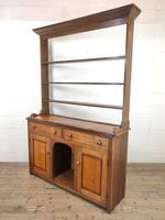 19th Century Oak Kitchen Dresser (9 of 11)