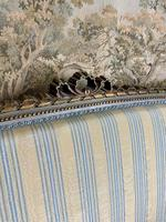 French Gilt Painted Two Seater Settee (8 of 8)