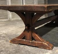Huge Rustic Chestnut French Farmhouse Dining Table (15 of 27)