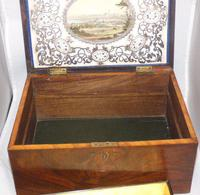Victorian Jewellery / Stationery / Sewing Box (3 of 12)