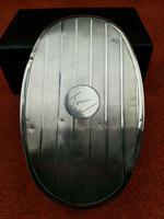 Antique Sterling Silver Hallmarked Cased Clothes Brush 1928 London British Metallising Co Ltd (7 of 9)