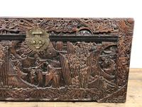 Carved Oriental Camphorwood Chest or Trunk (11 of 13)