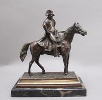 19th Century Bronze of Napoleon on Horseback (2 of 10)