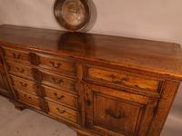 Superb Georgian Oak Serving Dresser Large (6 of 20)